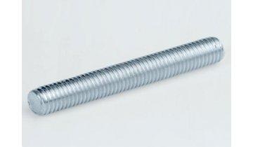 Tyč závitová, DIN975-4.6, Zn, délka 1m