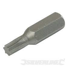 bit TORX 20 1/4x25mm WEKADOR