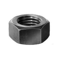 matice M 10 DIN934-8.8, černá