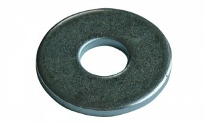 podložka M 10 (10,5) pod nýty, DIN9021, Zn